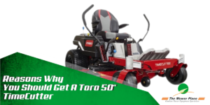 Toro Timecutter
